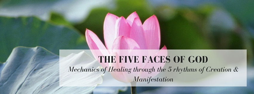 THE FIVE FACES OF GOD
